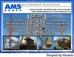 Active Mechanical Services Group CC