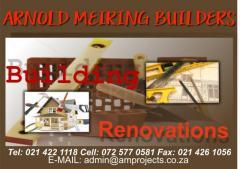 Arnold Meiring Builders