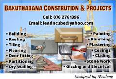 Bakuthabana Constrution & Projects