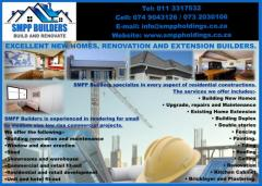 SMPP BUILDERS - BUILD AND RENOVATE