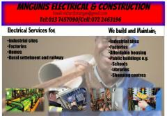 Mngunis Electrical & Construction