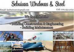 Sebuiwa Windows & Steel