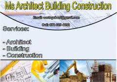 Ms Architect Building Construction