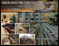 Aaron Augustine Construction & Services