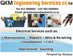GKM Engineering Services cc