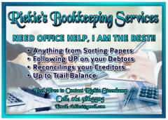Riekie's Bookkeeping Services