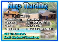 Kings Thatching