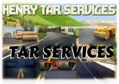 Henry Tar Services