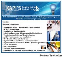 Kapi's Engineering Solutions cc