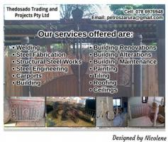 Thedosado Trading and Projects Pty Ltd