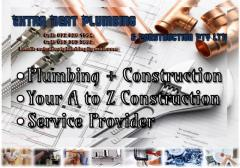 Extra Neat Plumbing & Construction Pty Ltd