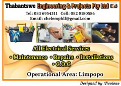 Thabantswe Engineering & Projects Pty Ltd