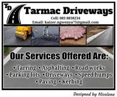 Tarmac Driveways