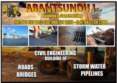 Abantsundu I Building and Civil Construction