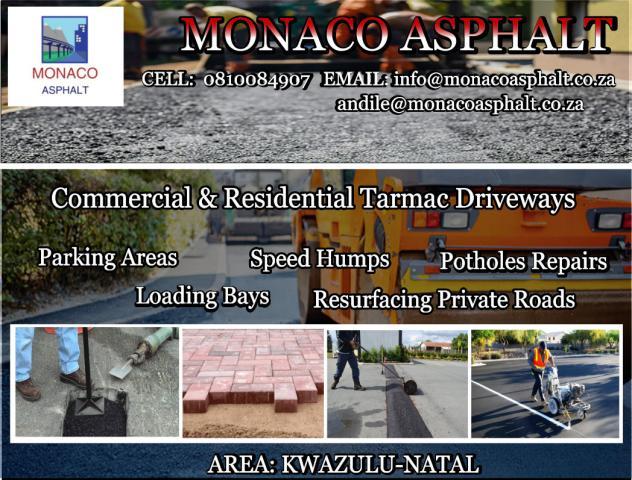 Monaco Asphalt