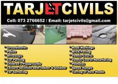 Tar Jet Civils