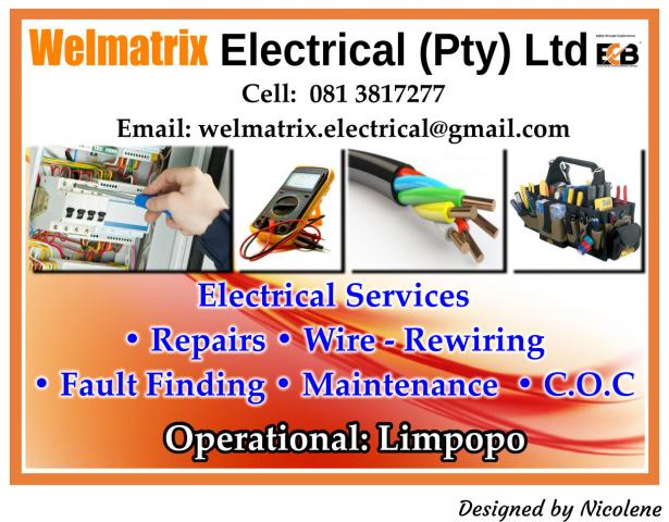 Welmatrix Electrical (Pty) Ltd