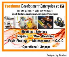 Tseduma Development Enterprise cc