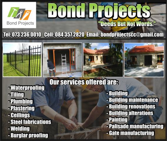 Bond Projects