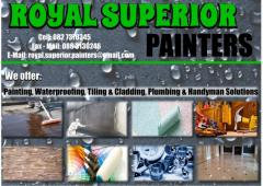 ROYAL SUPERIOR PAINTERS