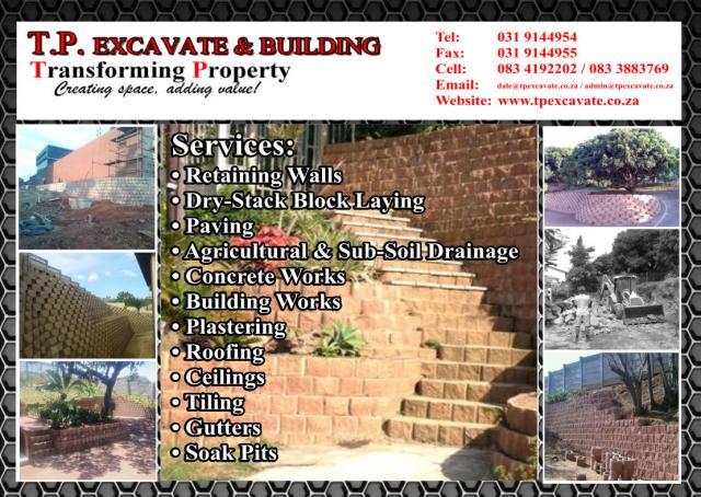 TP Excavate & Building