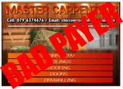 Master Carpenters