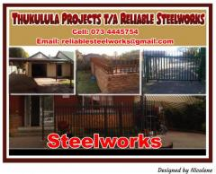 Thukulula Projects t/a Reliable Steelworks