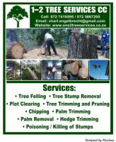 1-2 Tree Services cc
