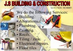 J.S. Building & Construction