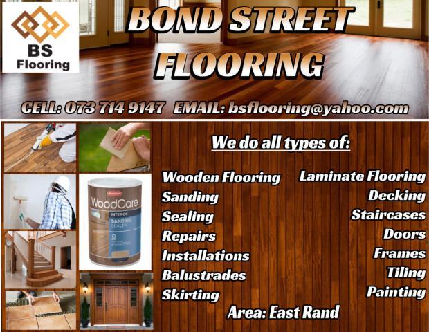 Bs Flooring Johannesburg Contractors Directory