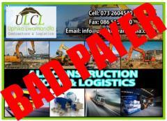 Uphiko Lwamandla Contractors & Logistics cc