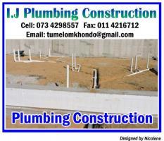 I.J Plumbing Construction