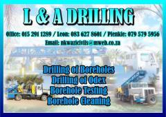 L & A Drilling