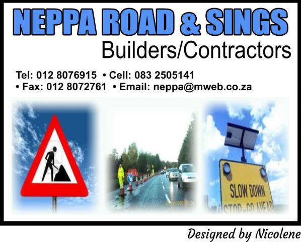 Neppa Roads and Sings