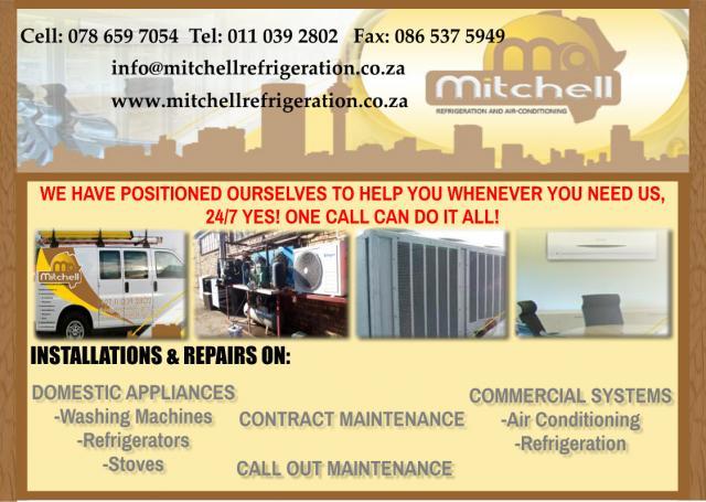 Mitchell Refrigeration & Air Conditioning