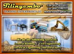 Tilinyembo Trading Enterprises cc