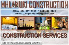 Mhlamuki Construction