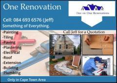 One Renovation