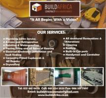 BuildAfrica Construction and Maintenance(Pty)Ltd