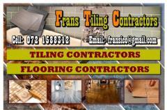 Frans Tiling Contractors