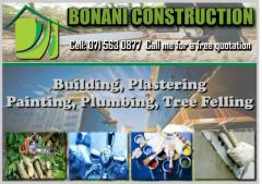 BONANI CONSTRUCTION