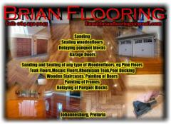 Brian Flooring & Projects