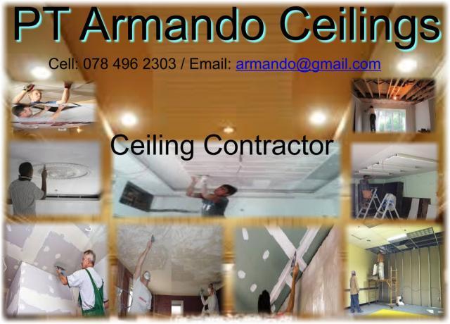 PT Armando Ceilings
