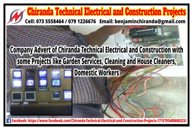 Chiranda Technical Electrical and Construction Projects