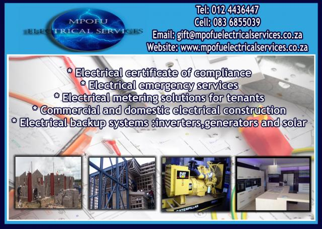 Mpofu Electrical Services