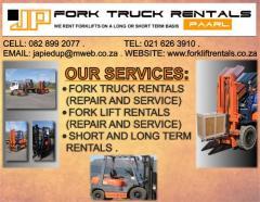 JP Fork Truck Rentals