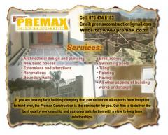 Premax Construction