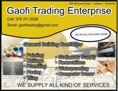 Goafi Trading Enterprise