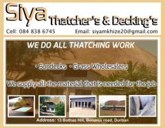 Siya Thatchers & Deckings