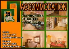E & G Accomodation